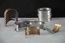 6VD1 engine main bearing/ISUZU auto bearing