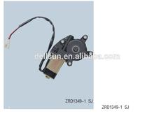 auto spare parts 12v power window motor 4holes