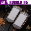 4inch MTK 3G WCDMA GSM Dual Sim 8.0MP Camera IP68 Waterproof Rugged Smart Phone