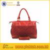 Red Empaistic Fashion Lady Bag
