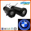 hot selling 12v wireless mustang led car logo light