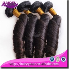 Most popular product in asia indian remy curly hair extensions