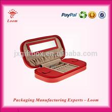 China hot sale mirror small jewelry bag
