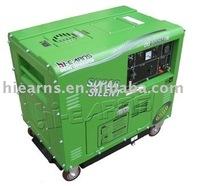 5KVA national generator silent national generator price
