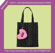 reusable promotional eco Shopping nylon bag