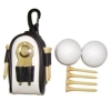 Promotional item golf mini bag and tee and ball