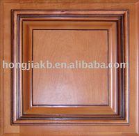 Wooden Decorative Cabinet Moulding (HJMD-09)