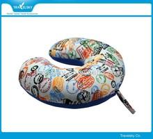 13438 Soft Microbeads Neck Pillow
