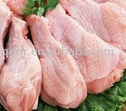 High Quality Frozen halal chicken thigh