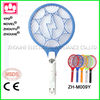homely electronic mosquito killer racket insect killer with light
