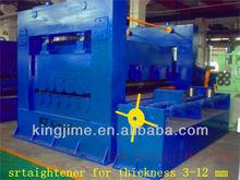 steel plate /coil/mesh straightener ,straightening machine