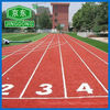 ISO Certificated Eco-friendly Rubber Running Track For Playground