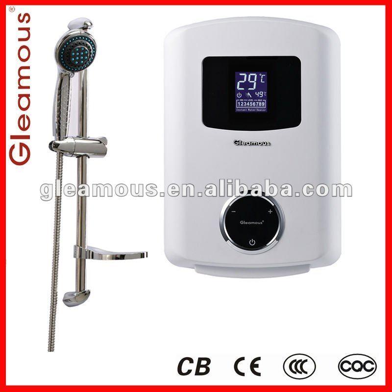 Scalda acqua istantaneo elettrico prezzi installazione for Scaldabagno bricoman