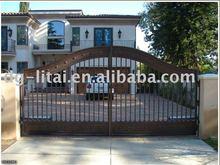 new design iron main gate