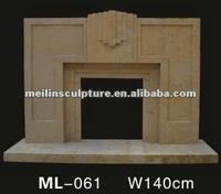 Framing corner fireplace