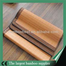 Bedroom Natural Bamboo Mat, Carbonized Natural Bamboo Mat