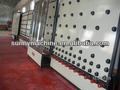Automática vertical de vidro triplo que faz a máquina isolada productiong para processamento de porta janela/vidros duplos linha de produção