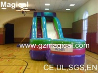 cheap inflatable water slide inflatable water stair slide for sale