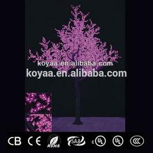 6.0m led tree light outdoor light FZ-6480 project decoration