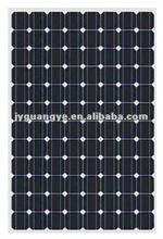 monocrystalline solar panel high efficiency