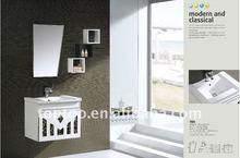 Fashionable Bathroom Hanging Wall Cabinets Y1014