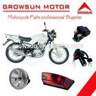 YBR125 Cargo motorcycle parts Refacciones