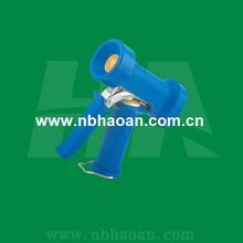 Rubber Cover Brass Heavy Duty Water Gun