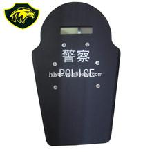 New style alloy steel handled Bulletproof Shield