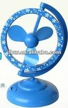 Promotion Rotating 360 degrees USB mini computer fan