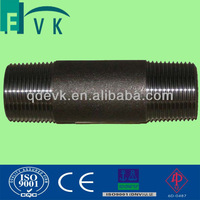 ASME long thread carbon steel nipple with good quality