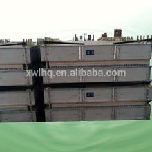 LBD-1600mm Wuxi Xiongwei High quailty rubber belt vulcanizer