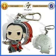 custom metal keychain/metal keychain/custom keychain