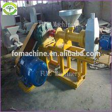 Industrial diesel pet/fish feed machine