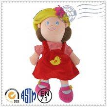 High quality hot selling customed cute 15cm mini doll