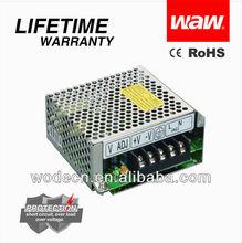 12V 2A 25W AC/DC Power supply CE RoHS