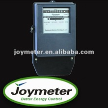 3 phase 4 wire mechanical electric/watt-hour meter