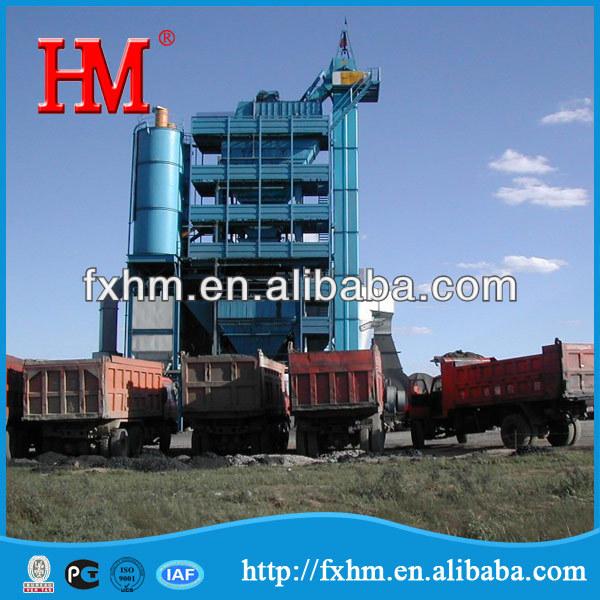 320T/H , HMAP-ST4000 fix asphalt mixing plant