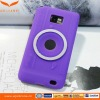 Simulation camera rubber phone case for Sumsang galaxy S2
