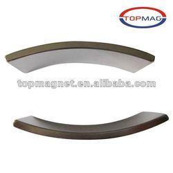 Big segment neodym magnet motor for sale
