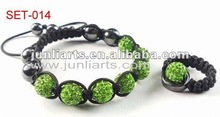 2013 Classic adjustable shambala bracelets for shamballa set