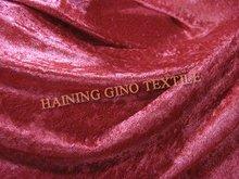 shinning silk velvet fabric hot selling 2012