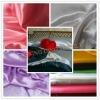 100% polyester satin bedding set bedding cover home textile material