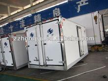 cheap ckd refrigerated truck body/fiberglass car bodies/frp van body panel