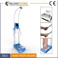 2015 Most Effective fat testing body health analyzer