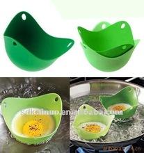 FDA & LFGB approval round silicone egg cup
