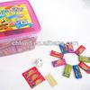 Fruit Bubble Gum,Square Bubble Gum
