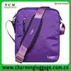 Nylon cell phone shoulder bag