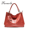Guangzhou 2013 fashion style genuine leather handbag manufacturers china (AX-067)