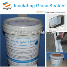 polysulfide glass joint sealant( free sample)