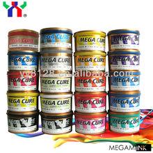 High gloss UV Ink for PE,PVC
